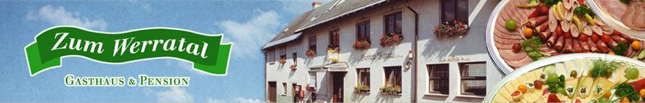 Gasthaus Zum Werratal - Homepage